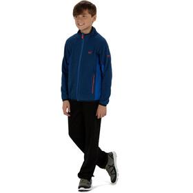 Regatta Pira Fleece Jacket Kids Oxford Blue/Oxford Blue